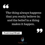 positive psychology quotes Frank Lloyd Wright psychology quotes