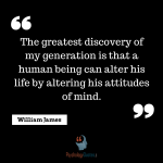 positive psychology quotes William James psychology quotes