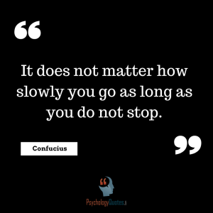 sports psychology quotes Confucius